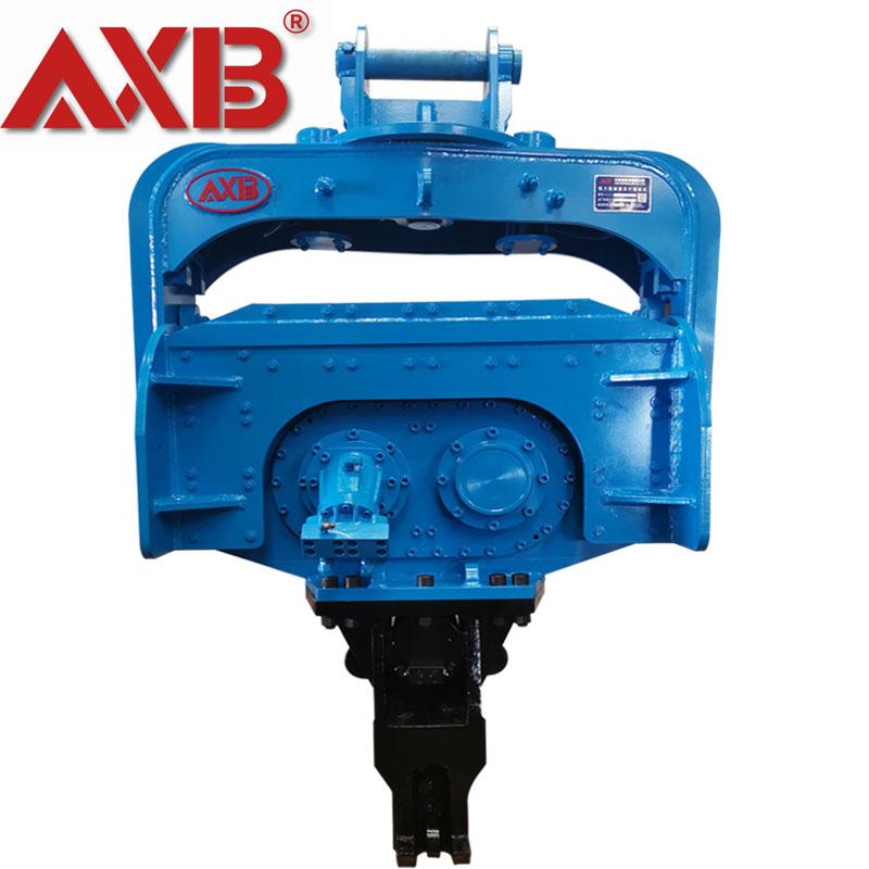 AXB500液压打桩机