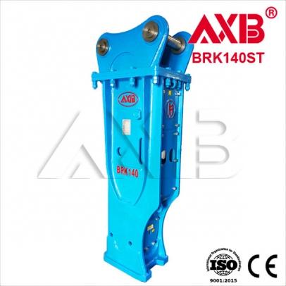 张家港AXB破碎锤BRK140静音式