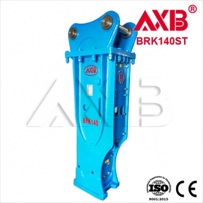 AXB破碎锤BRK140静音式