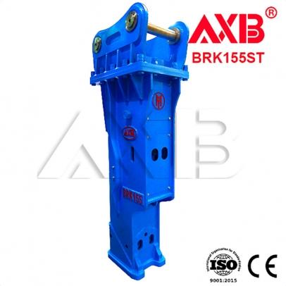 张家港AXB破碎锤BRK155静音式