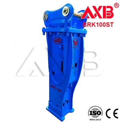 张家港AXB破碎锤BRK100静音式